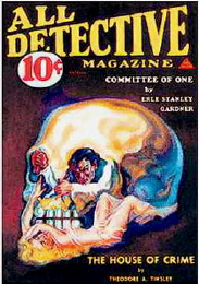 1930s Pulp Covers